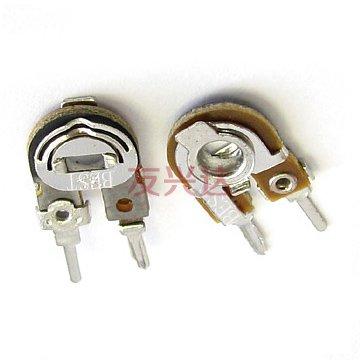 碳膜可调电阻RM085C-H3