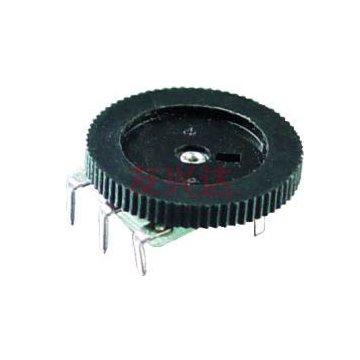 电位器拨盘电位器WH160-1