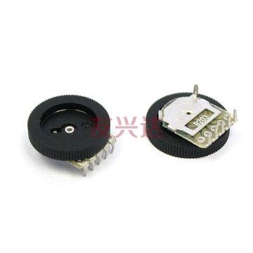 电位器拨盘电位器WH160-2