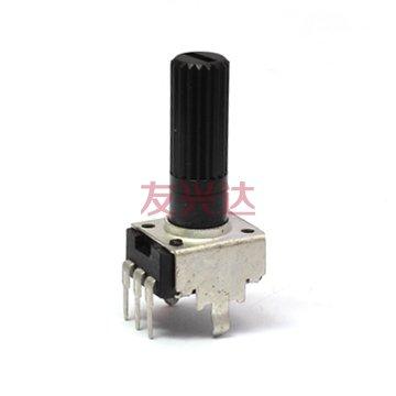 电位器带柄电位器 WH09-2