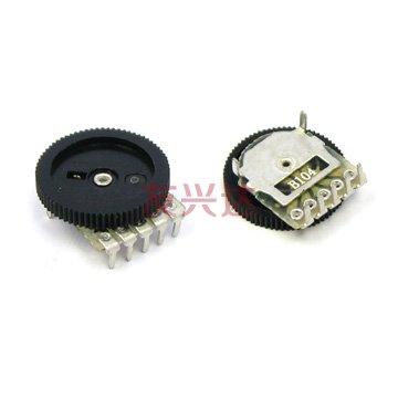 电位器拨盘电位器WH140-2