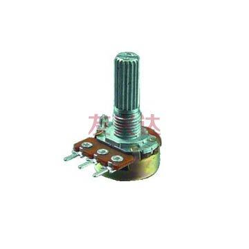 电位器铁柄电位器WH148-1