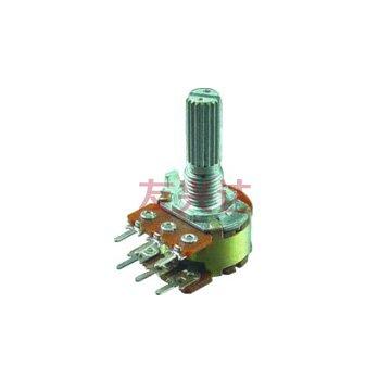 电位器铁柄电位器WH148-2