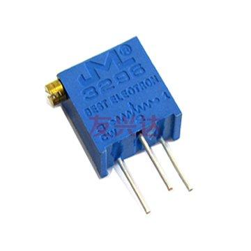 多圈电位器3296Z实物图