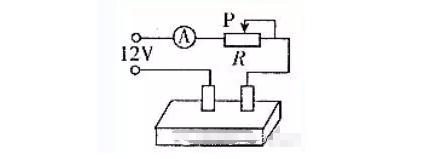立式可调电阻物理特性图