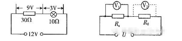 可调电阻501分压作用图
