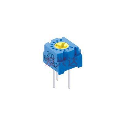 TOCOS电位器GF063P1